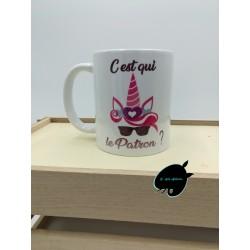 mug-licorne-c-est-qui-le-patron@isartatelier