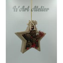 étoile-avec-fleurs-sechees-decoration-de-noel@isartatelier