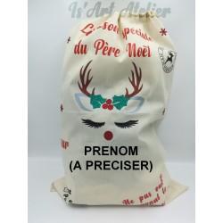 hotte-de-noel-en-coton-xl-tete-de-rennes-houx@isartatelier