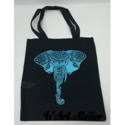 tote-bag-tete-elephant@isartatelier