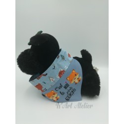 bandana-reversible-tissu-pour-animaux-personnalisable@isartatelier