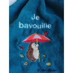bavoir-pour-chien-impermeable-je-bavouille-herisson@isartatelier